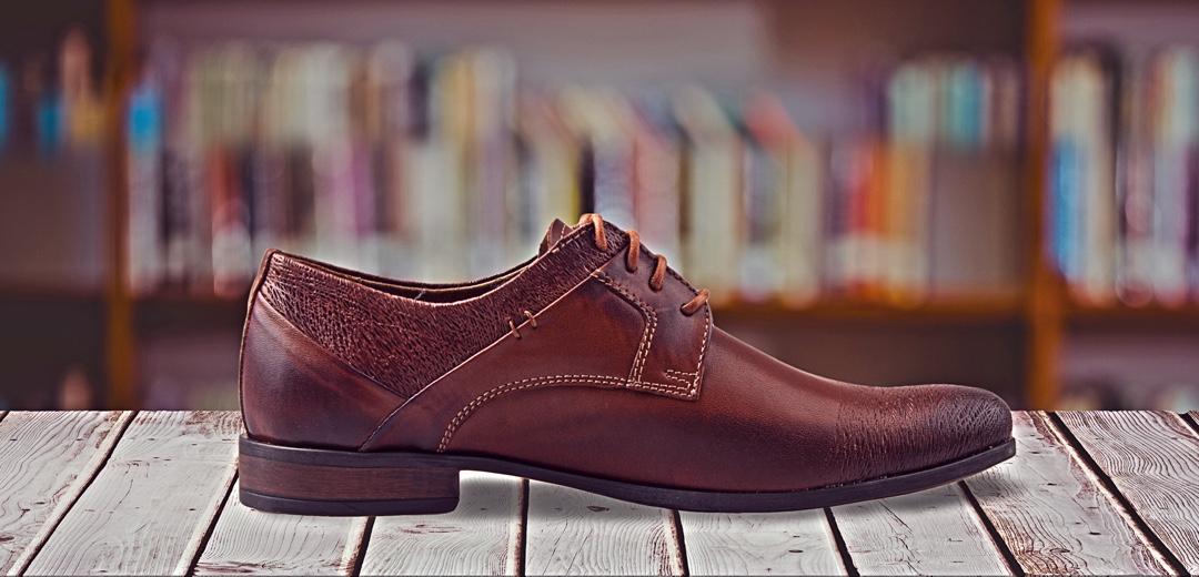 Eleganter Schuh   Gentlemanmode